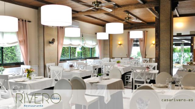 Salón principal Restaurante Casa Rivero