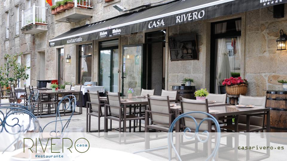 Terraza Restaurante Casa Rivero