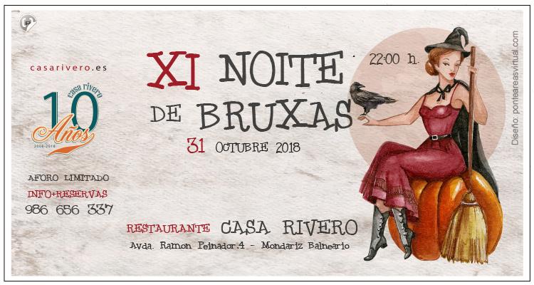 XI Noite de Bruxas en Casa Rivero