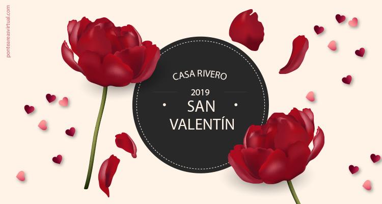 San Valentín 2019 en Casa Rivero