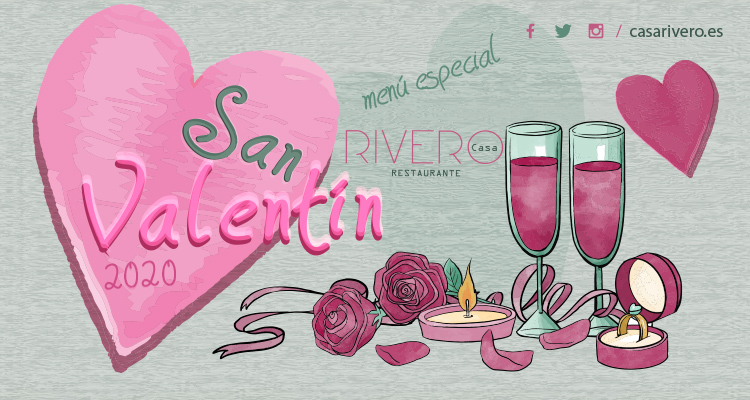 San Valentín 2020 en Casa Rivero