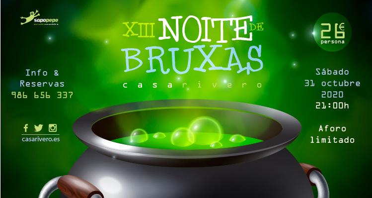 XIII Noite de Bruxas Casa Rivero