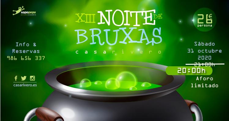 Cambios XIII Noite de Bruxas